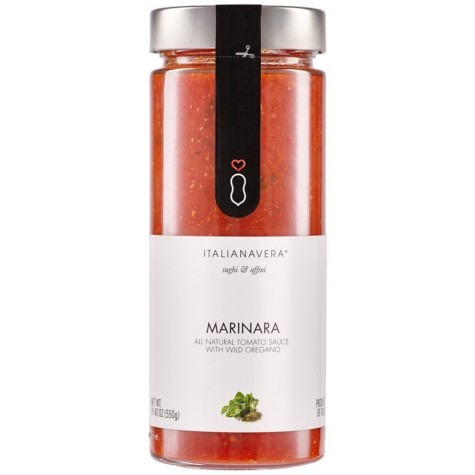 ITALIANAVERA Natural Sauce Marinara 280g