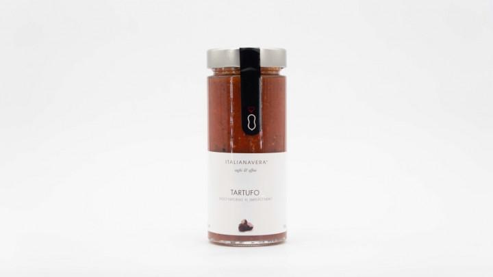 ITALIANAVERA Natural Sauce w/ Black Truffle 280g