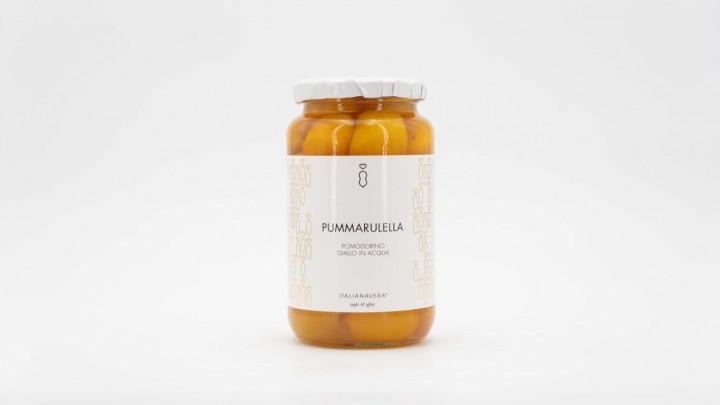 ITALIANAVERA Pumarulella Yellow Cherry Tomatoes 520g