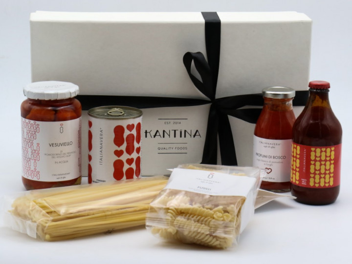 The pasta lover's gift box