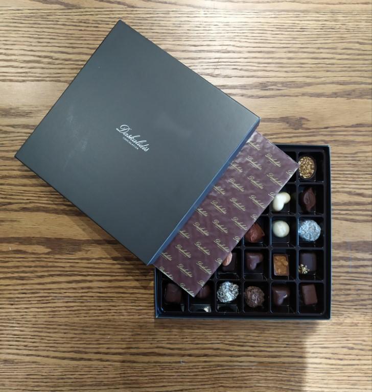 Luxury Box 30 pieces