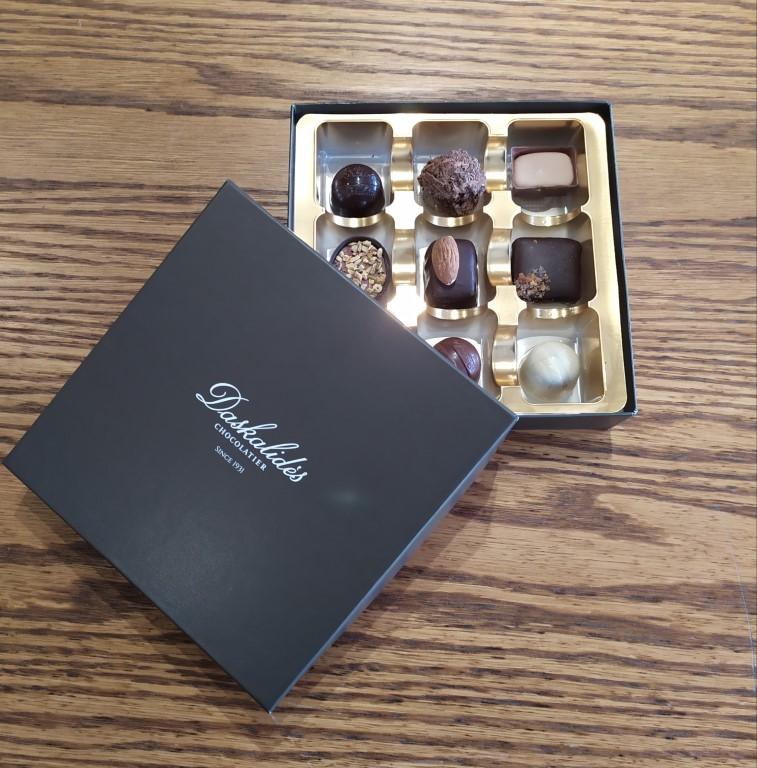 Luxury Box 9 pieces