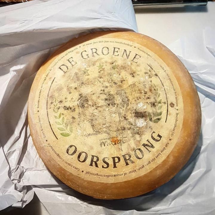 Groene Oorsprong (Aged Gouda) (150gr-200gr)