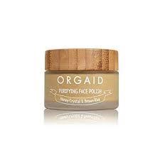 Orgaid Organic Face Polish Scrub 56gr