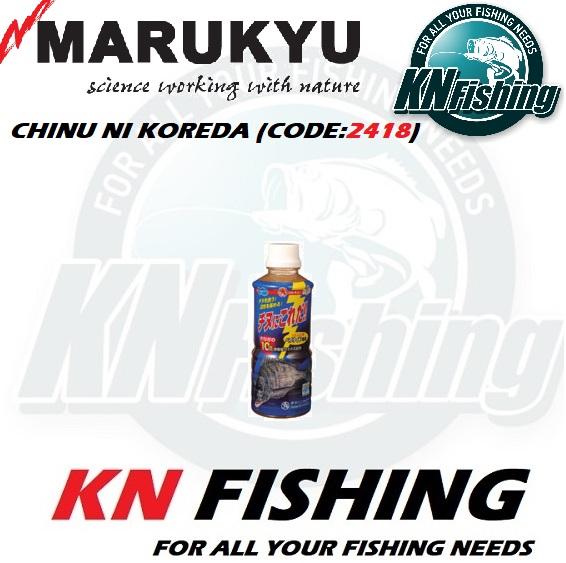 MARUKYU CHINU NI KOREDA #2418 LIQUID ATTRACTANT BAIT