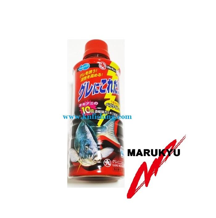 MARUKYU GURE NI KOREDA LIQUID ATTRACTANT BAIT 400ml
