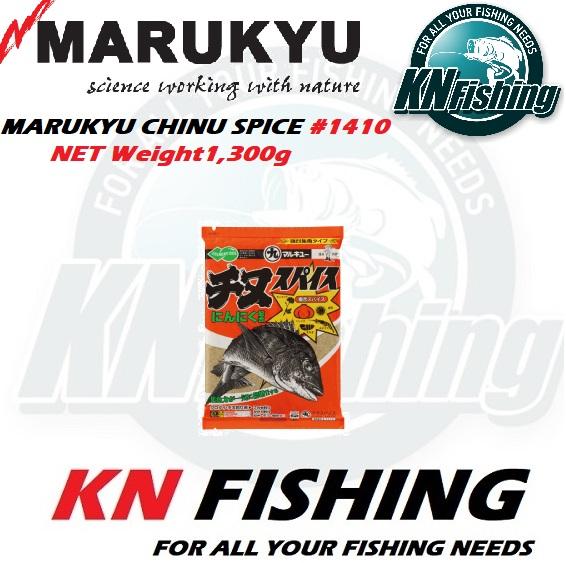 MARUKYU CHINU SPICE #1410 ATTRACT BREA,, GARLIC 1.300k