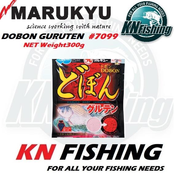 MARUKYU DOBON GURUTEN #7099 BAIT GLUE 300GR