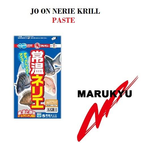 MARUKYU JO ON NERIE KRILL READY PASTE BAIT 100gr