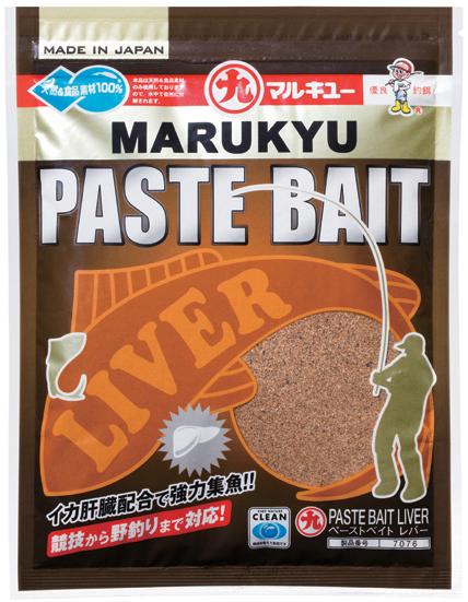 MARUKYU PASTE BAIT LIVER 250gr