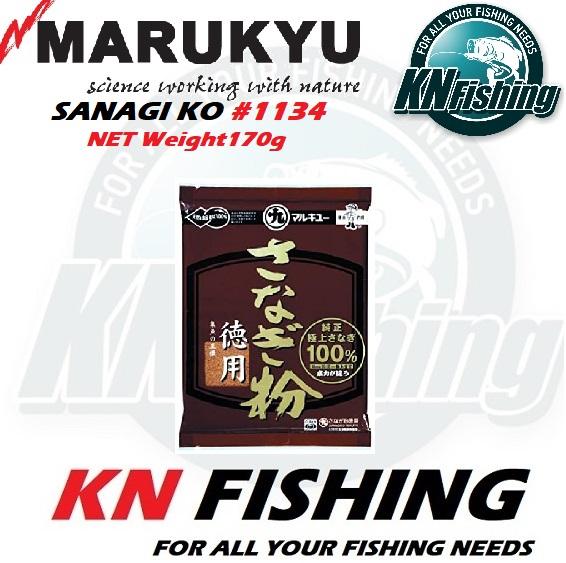 MARUKYU SANAGI KO #1134 ATTRACTANT POWER 170G