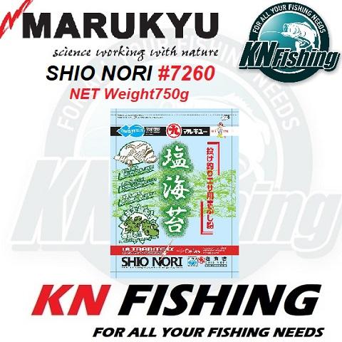 MARUKYU SHIO NORI #7260 ULTRABITE