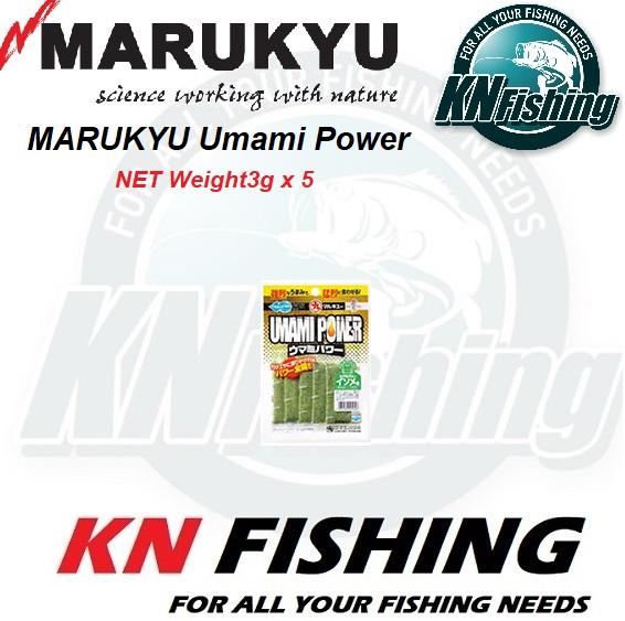 MARUKYU UMAMI POWER SHRIMP 3g x 6