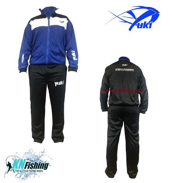 YUKI EQ05 TRACKSUIT FISHING CLOTHING - XL