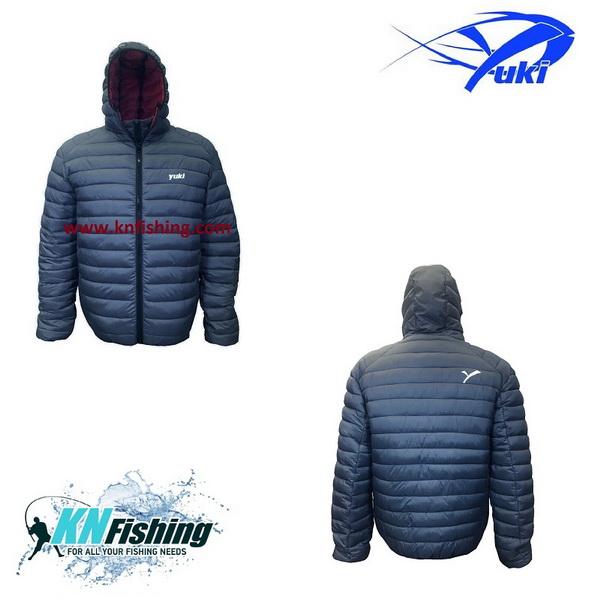 YUKI FINE JACKET FISHING CLOTHING - XL Large