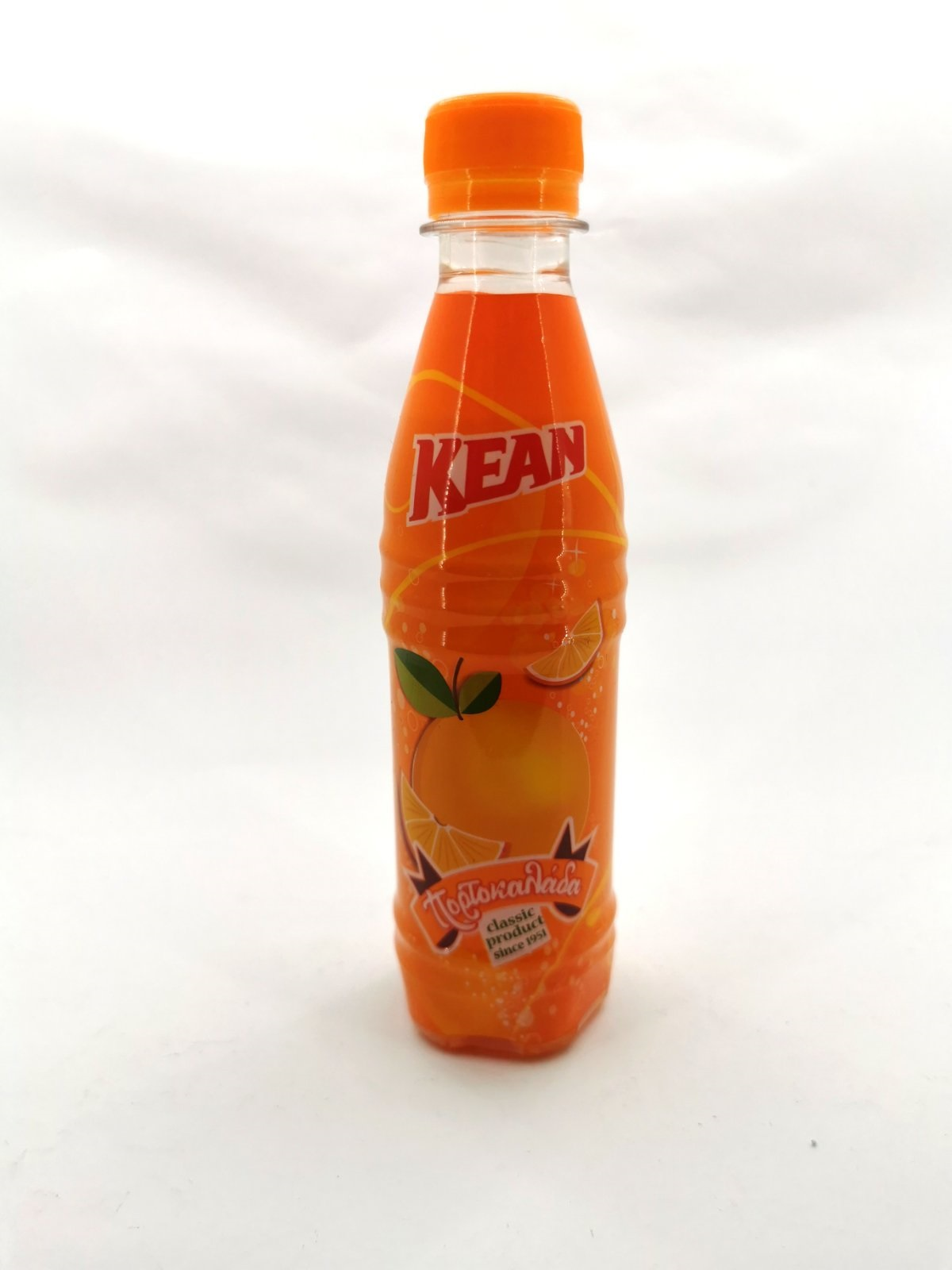 KEAN ORANGEADE PET 25CL