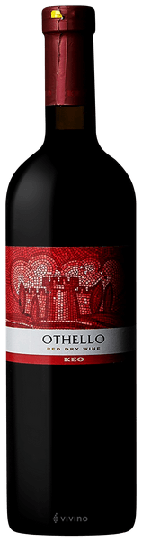 Keo Othello Red Dry Wine 75cl