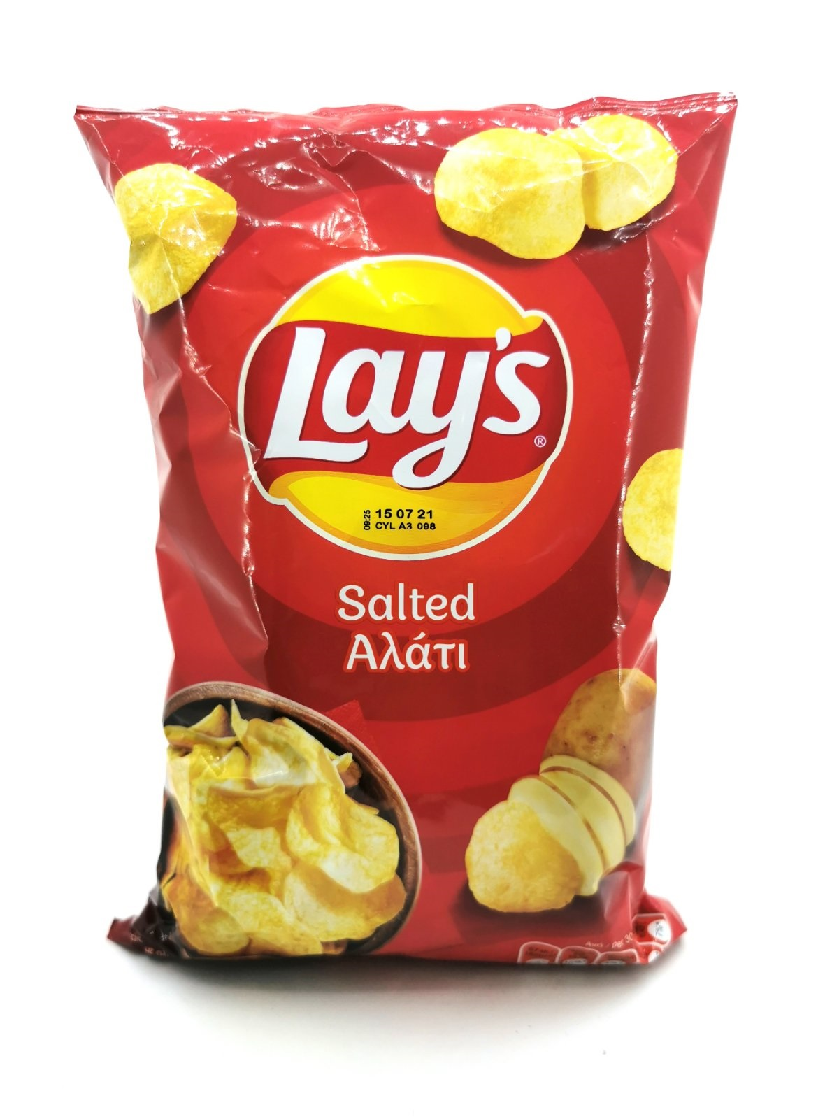LAYS SALTED 90GR