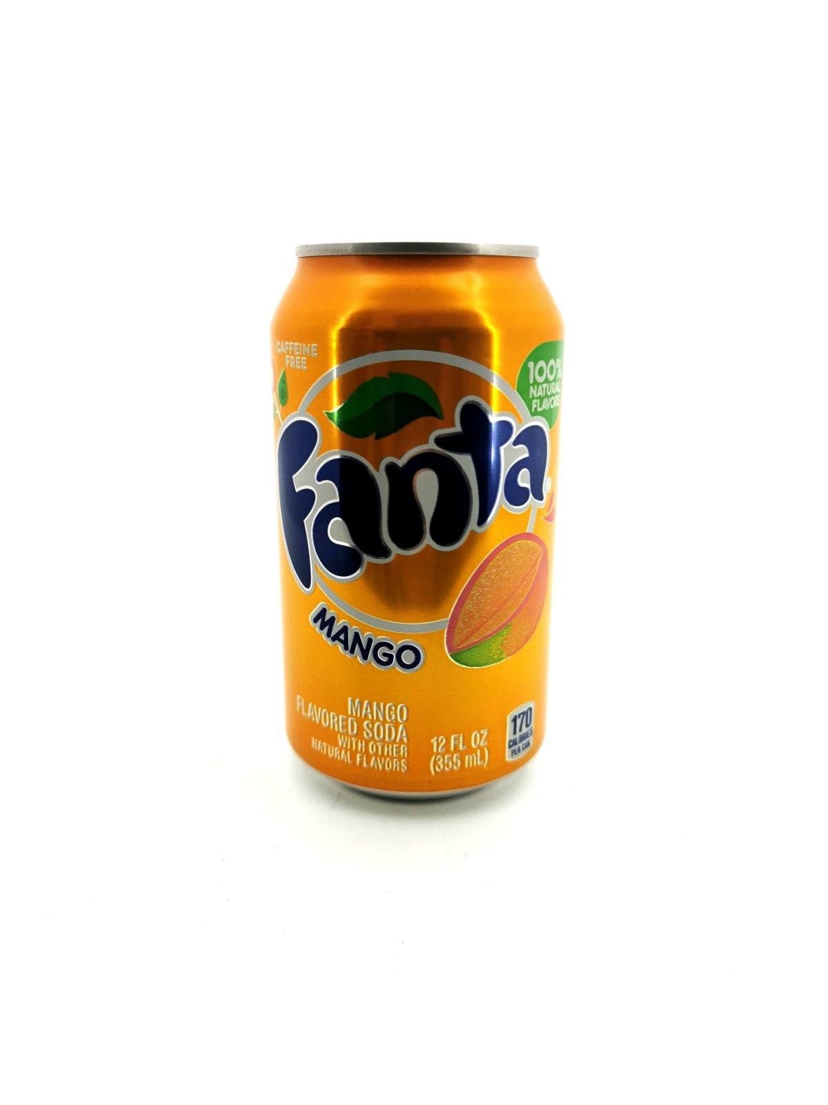 MANGO FANTA 355ML