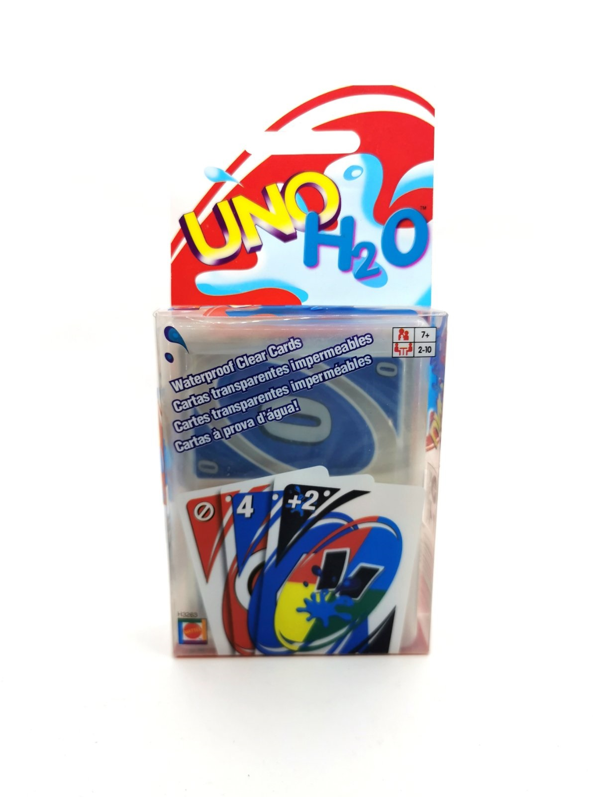 UNO PLAYING CARDS WATERPROOF