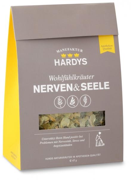 HARDYS MANUFAKTUR NERVES & SOUL - 45G