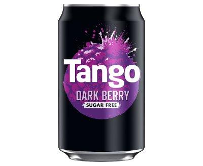 TANGO DARK BERRY SUGAR FREE 330ML