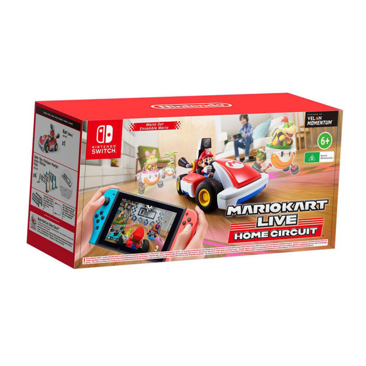 Mario Kart Live: Home Circuit - MARIO Set Pack Nintendo Switch