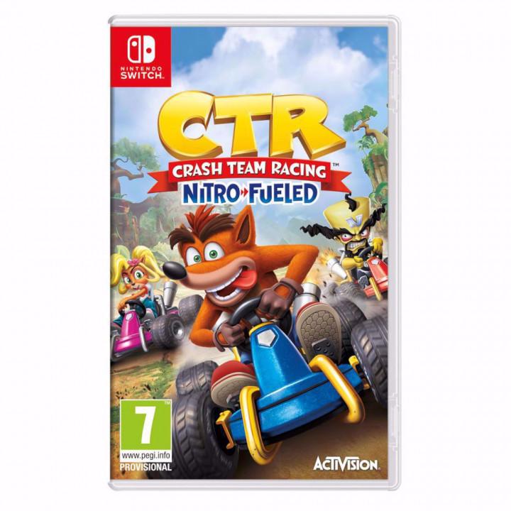 Crash Team Racing Nitro Fueled - Standard Edition Nintendo Switch