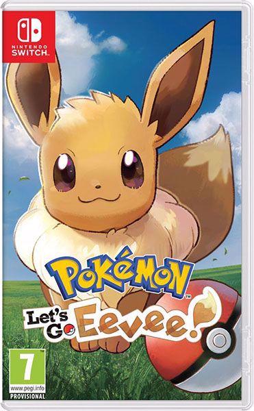Pokemon Let's Go: Eevee Nintendo Switch