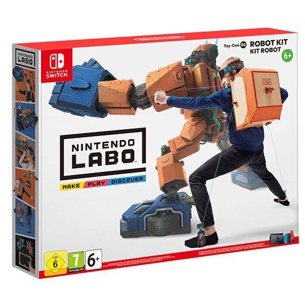 Nintendo Labo Robo Kit Nintendo Switch