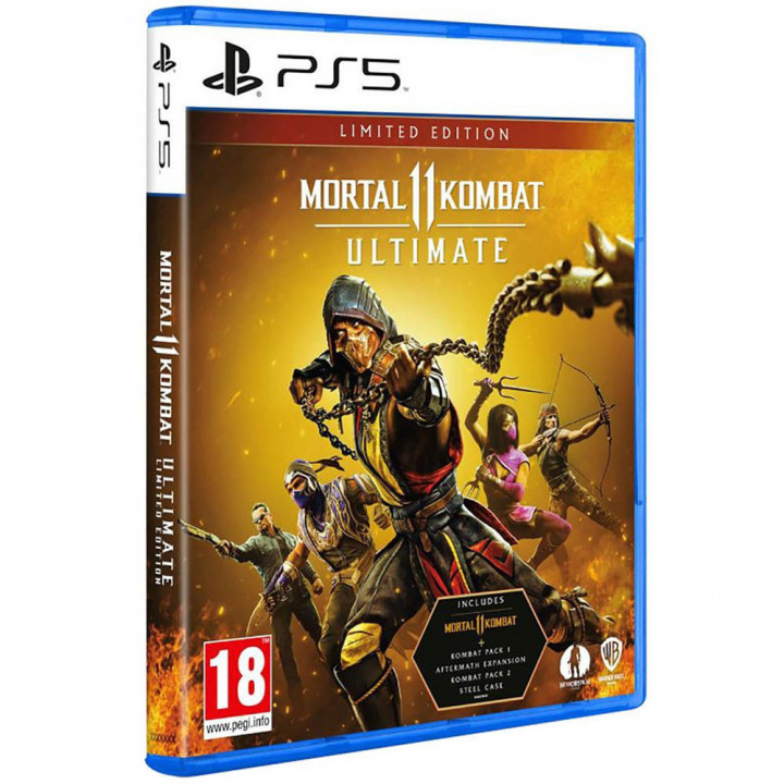 Mortal Kombat 11 : Ultimate Edition ( PS5 )