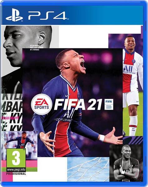 Fifa 21 ( PS4 )
