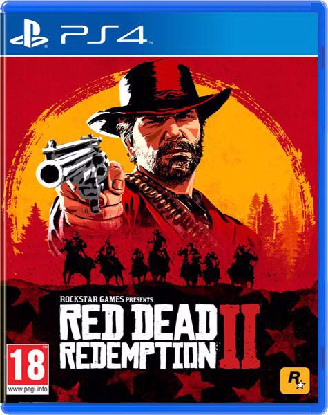Red Dead Redemption 2 ( PS4 )