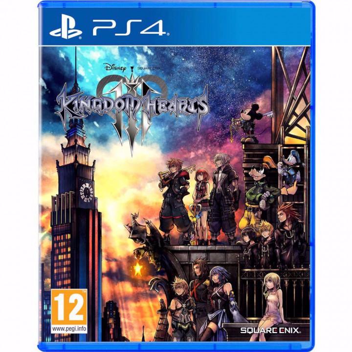 Kingdom Hearts 3 ( PS4 )