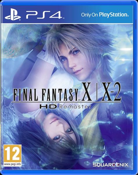 Final Fantasy X/X-2HD Remaster Standard (PS4)