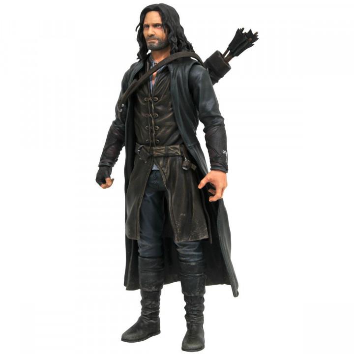 Aragorn (Series 3) Deluxe Action Figure
