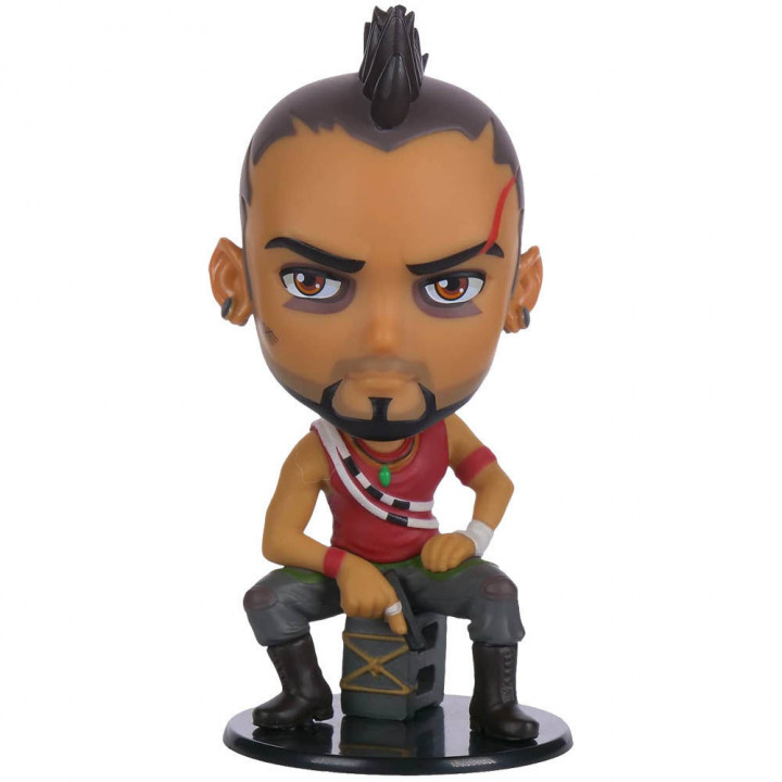 Heroes collection VAAS FARCRY3 - UBISOFT COLLECTIBLES