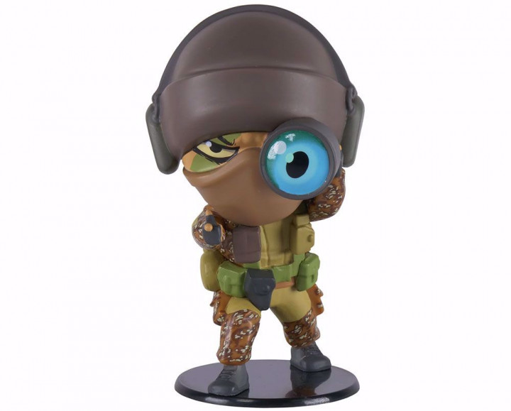 Six Collection Merch Series 4 Glaz Figurine Ubisoft Collectibles