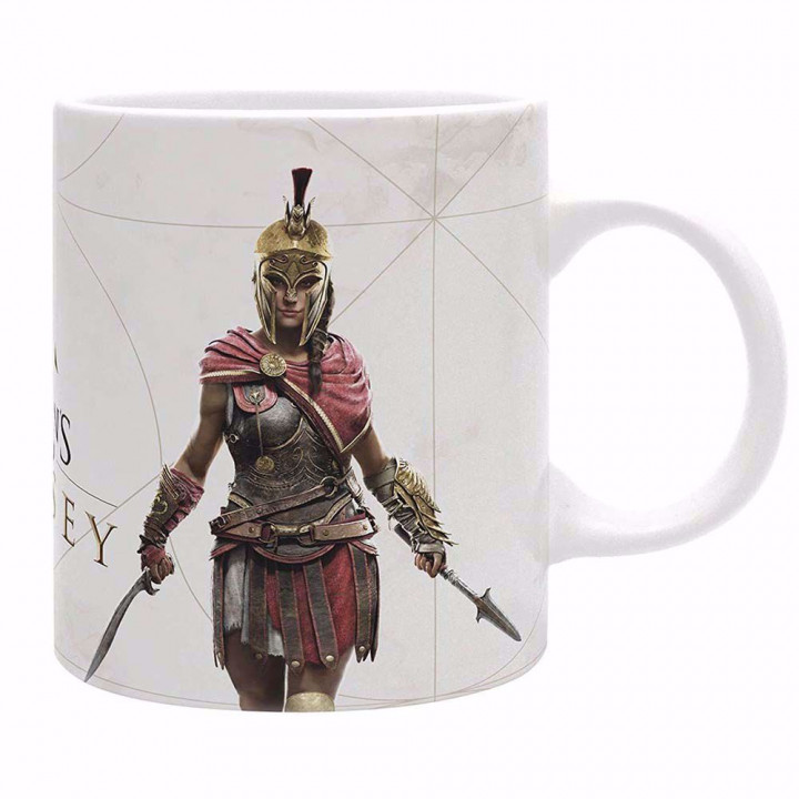 "Assassin's Creed - ""Heroes"" 320ml Mug"