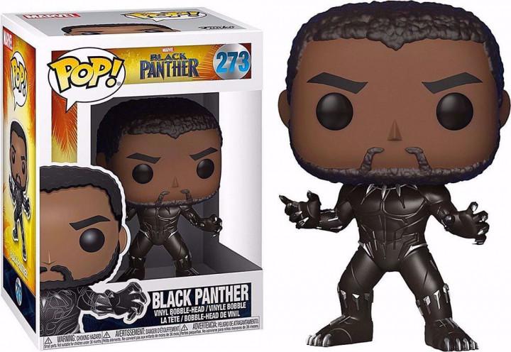POP! Marvel: Black Panther - Black Panther* #273