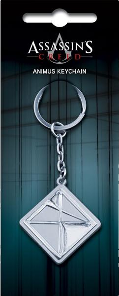 Assassins Creed Keychain - Animus Logo