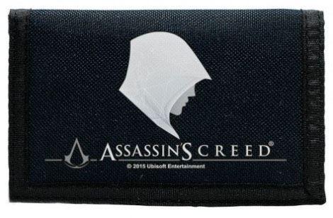 Assassin's Creed Navy Kids Wallet