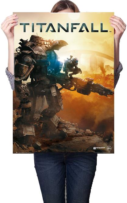 TitanFall Poster 61x91.5