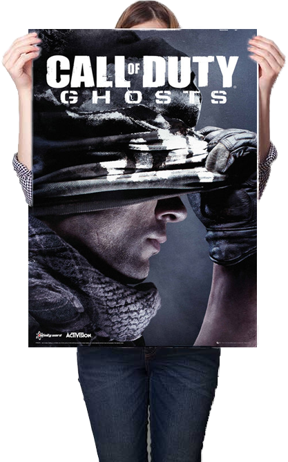 Call Of Duty: Ghosts Poster 61x91.5