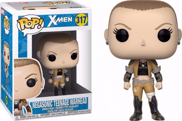 POP! Marvel: X-Men - Negasonic Teenage Warhead #419