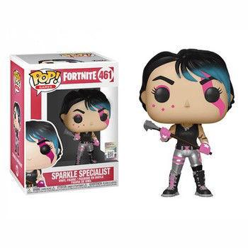 Funko POP! Fortnite: Sparkle Specialist #461