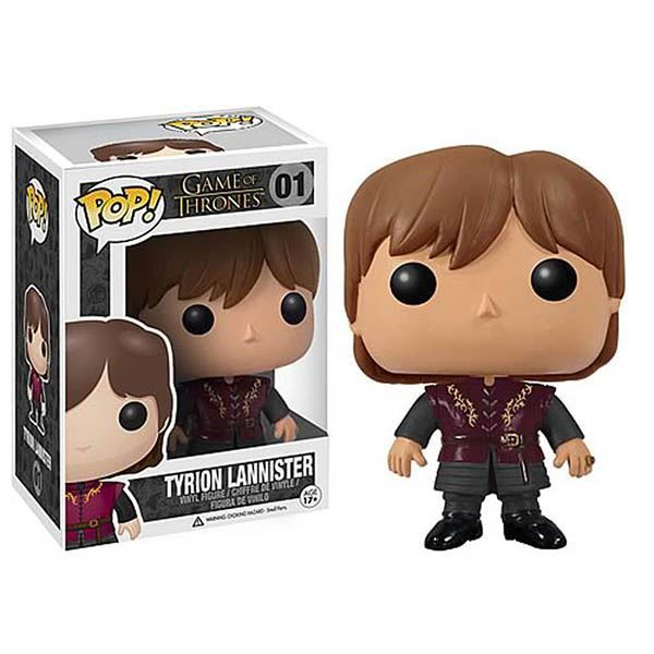 Pop! Game Of Thrones Tyrion Lannister #01