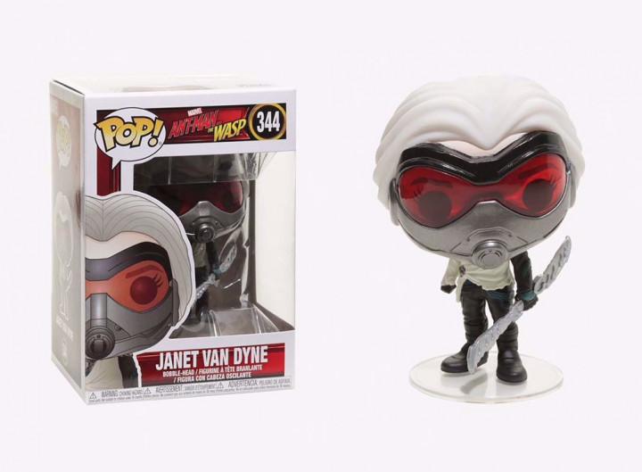 POP! Marvel Studios - ANT-MAN AND THE WASP: JANET VAN DYNE #384