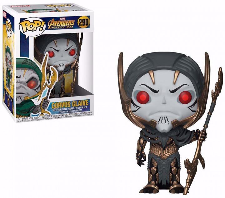 POP! Marvel: Avengers Infinity War - Corvus Glaive #290