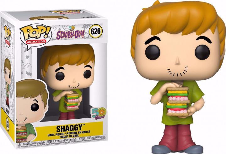 POP! Animation: Scooby-Doo - Shaggy #626